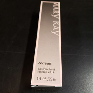 Mary Kay® CC Cream Sunscreen Broad Spectrum SPF 15